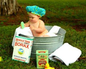 一人で赤ちゃんをお風呂に入れる方法